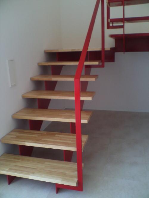 鉄骨階段 住宅